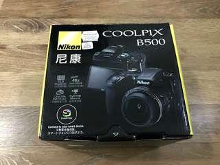 [Free Delivery] Nikon Coolpix B500