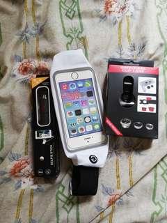 Clip Lens, Eater Resistant Bag, Selfie Stick
