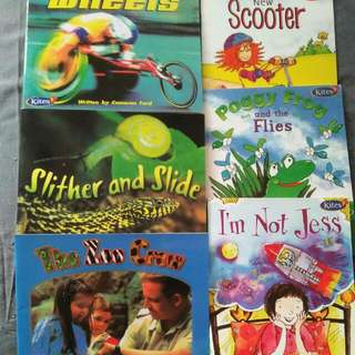 Kites Young Reader Set Of 20