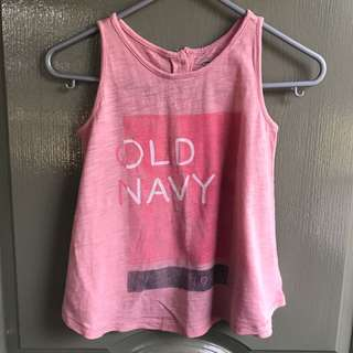 Preloved Old Navy Sexyback top