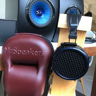 MrSpeakers Mr Speakers Ether Flow Open Back Planar Headphones