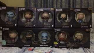 Game of Thrones dorbz set