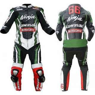Motogp Motorbike Leather Racing Suit