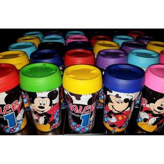 Mickey Customized Hot & Cold Tumbler