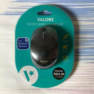 [NEW] Valore Silent Wireless Mouse