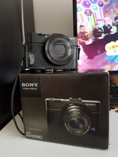 Sony RX100 MK2 Used