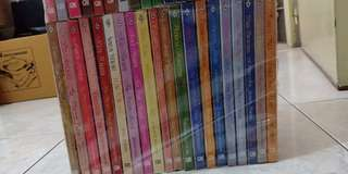 SALE NOVEL 524BK @7RB