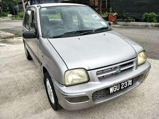 Perodua Kancil 660 (auto) RM4,500 nett. JUST WANT TO LET GO