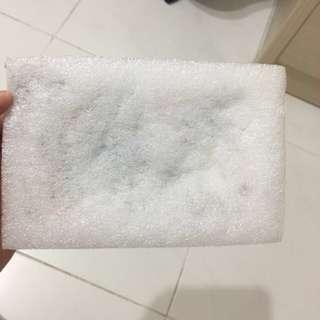 Free!! Used sponge foam for needle felting