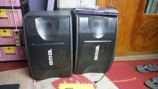 speaker BMB cs550mkII
