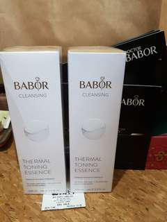 Babor cleansing thermal toning essece