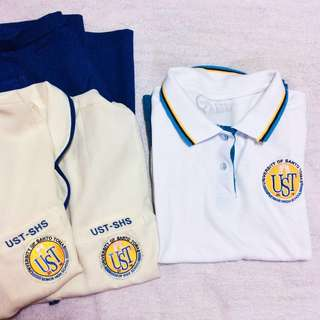 UST SHS UNIFORM