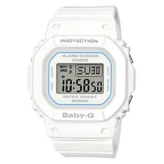 CASIO Baby-G BGD-560 series BGD-560 白色 BabyG BGD560