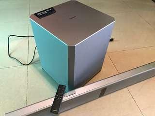 Samsung高級音響HW-H751/ZW