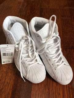 Adidas Originals Superstar Heels Sneakers