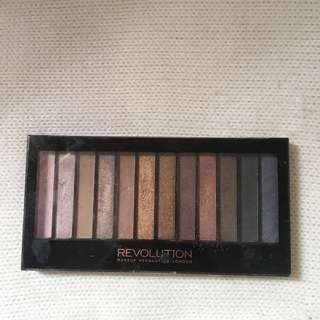 Eyeshadow revolution