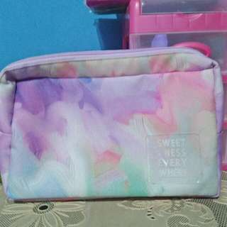 Pouch Make Up Stroberi