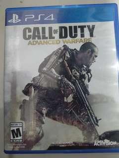 call of duty advance warfare reg all