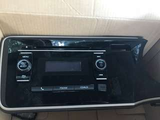Honda City 1.5E Radio Set