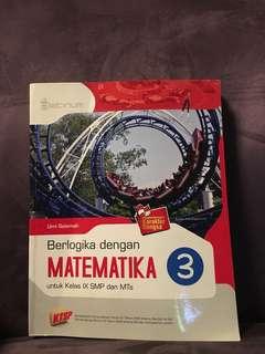 Buku platinum MTK KTSP Kls 3 SMP