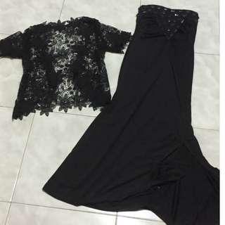 Simple but elegant promnight gown!