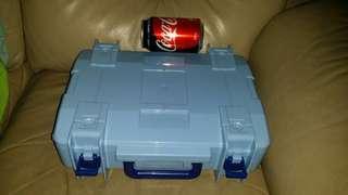 勁靚手鎗盒,13吋×10吋,hand gun storage box, with protection, 13 inch long, 10 inch deep, trade in.Tuen.Mun  屯門交收,或順丰到付
