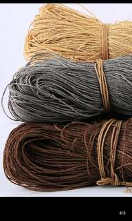 (closed) Grass yarn