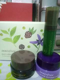 Innisfree 3 best product treatment