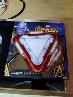 Avengers無線充電座