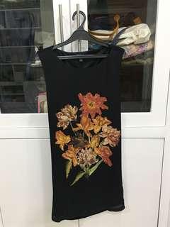 Mango Slip Dress