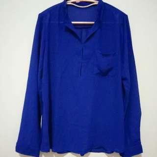 Big size blouse