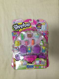 Shopkins Set Brandnew and sealed