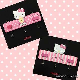 Hello Kitty Hook Rack