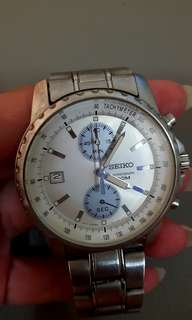 Authentic seiko watch