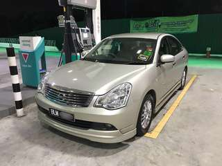 Nissan SYLPHY 2.0 Luxury Specs ( Full loan ) 38k - Direct owner