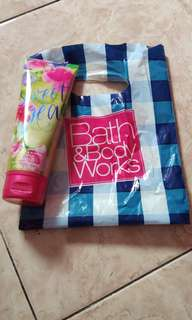 Body cream /lotion Import USA