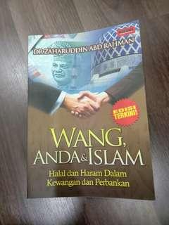 Islamic Book - Wang, Anda dan Islam