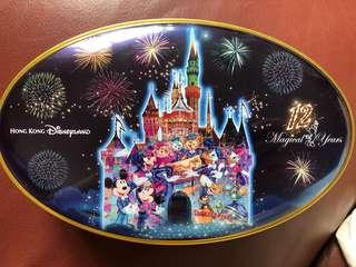 Disney 盒