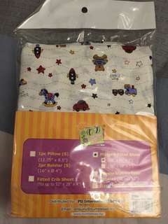 Playpen fitted sheet
