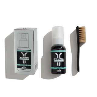 Y.A.S. 香氛洗鞋組(60ml) - 綠茶 Scented Shoe Cleaner (60ml) - Green Tea