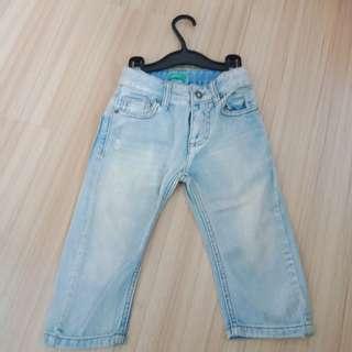 Benetton unisex jeans