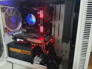 I7 6700K ITX Gaming PC