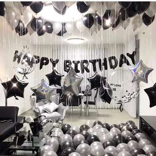 Birthday decoration 🎈
