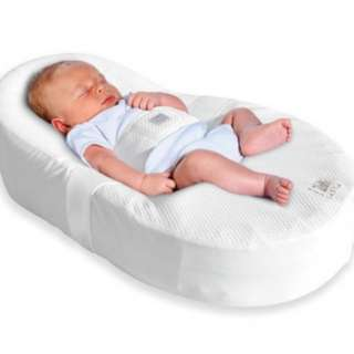 Red Castle Cocoona Baby - promote deep sleep for your newborn!