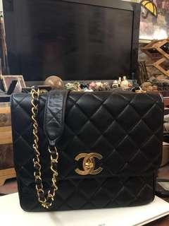 Chanel jumbo square Caviar