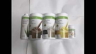 包郵 減肥三寶 一個月份量 原裝 Herbalife 康寶萊