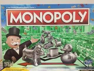 Monopoly original hasbro (monopoli original)