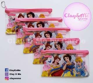 Disney princess pencil case pouch