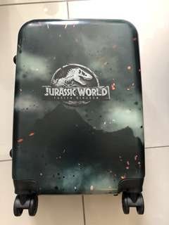 Special edition Jurassic Park 20inch cabin size luggage