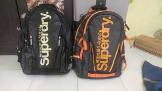 Backpack superdry (original)